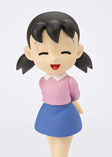 """Bandai Tamashii Nations Minamoto Shizuka """"Doraemon """" Action Figure"""