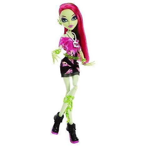 Monster High - Muñeca music festival, Venus (Mattel Y7694): Amazon ...
