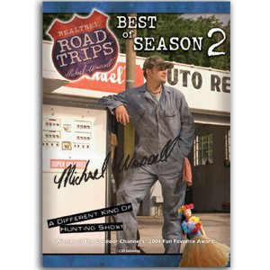 Realtree Outdoor Productions Road Trips Best of Season 2 DVD