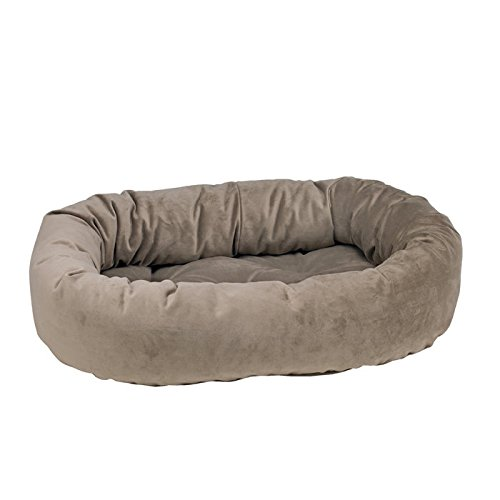 Bowsers Donut Bed, X-Small, Pebble