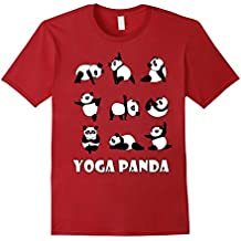 Yoga Panda | Cute Bear T-Shirt for Zen, Spiritual Pet Lovers