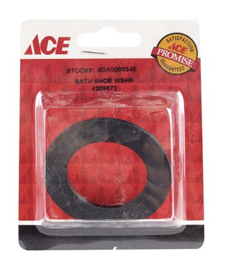 Ace 1-1/2 in. Dia. Bath Shoe Washer (A0088348) by ACE