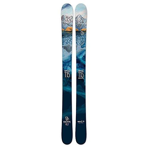 Icelantic Skis Nomad 115 Alpine Skis