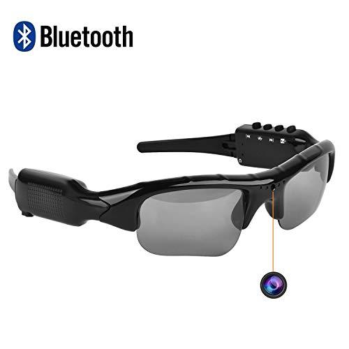 cdca44eaa7d1 Bluetooth Sunglasses Camera