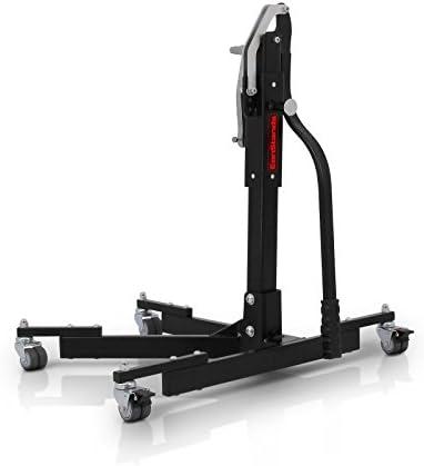 Center Paddock Stand Lift ConStands Power Evo Ducati Scrambler Desert Sled 17-20 black