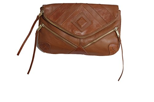 Joe's Jeans - Morgan Convertible Clutch (Chestnut) Clutch Handbags by Joe's Jeans