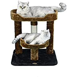 Go Pet Club F3019 Cat Scratcher Condo Furniture