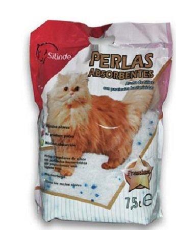 Silinde pt50511 Cama Silicea Gatos perfumada A La Manzana Verde, 5 L X 6 Piezas: Amazon.es: Productos para mascotas