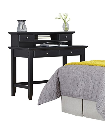 Home Styles  Bedford Twin Headboard, Night Stand and Student Desk with Hutch, ()