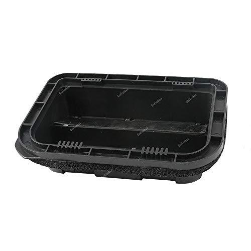 FidgetKute New Quarter Panel Air Vent Outlet Grill for Honda Civic 2006-2011 53534-SNA-A01