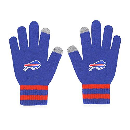 NFL Buffalo Bills Mens Sportsman Touch OTS Glove, Sonic Blue, Mens
