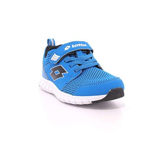 Sl Lotto Cl blu 020 Enfant Bleu Chaussures V De blk Fitness Spacerun Mixte Dlc ZtrwtqT