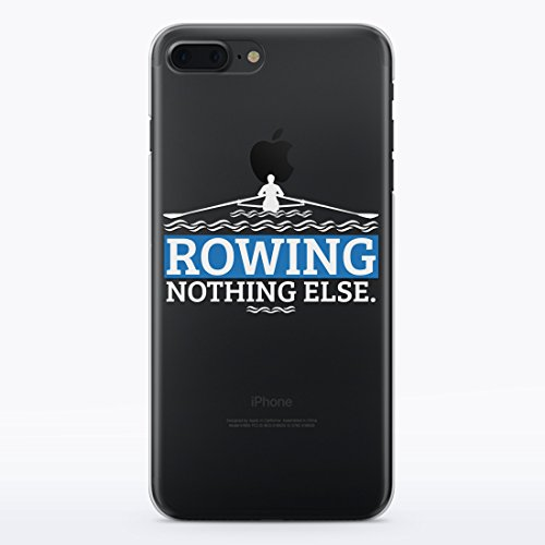 Studio Rowing Machine - Rowing Gifts t-shirt Machine US Sport hat sweatshirt Case for Cell i Phone Apple iPhone X 8 7 6 6S Plus Case 8s 8plus 6plus 7plus 6splus 7plus 7s Plus 4 4S 5 5S 5C SE 5se Cases Clear Cover MA1405