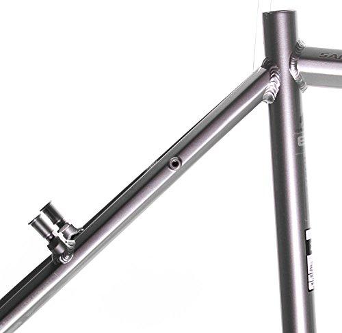 "22"" MARIN SAN ANSELMO Hybrid City 700c Bike Frame Silver Alloy V Brake NOS NEW"