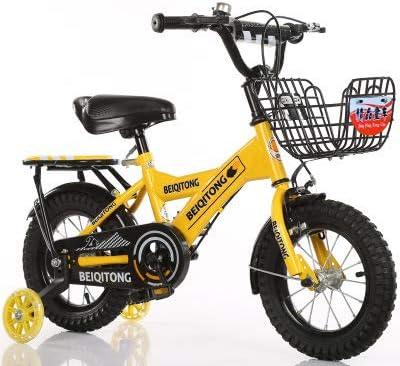 ZZKK Bicicleta de los niños de 2-10 años de Edad Masculino Y ...