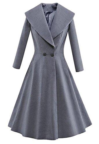 Vintage Swing Coat - 8