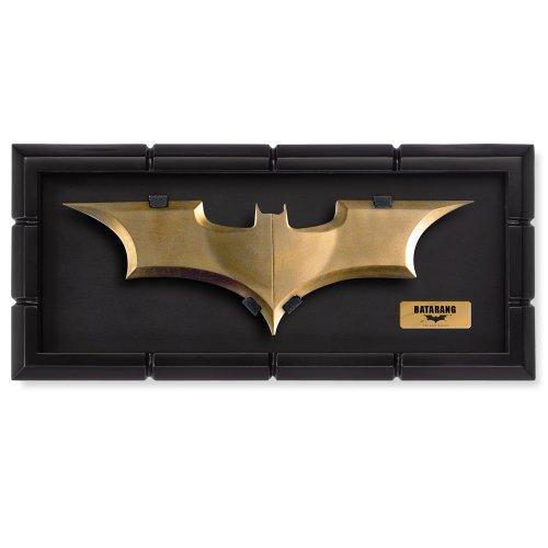 Batman:Réplica del Batarang Prop de la película «El caballero oscuro: la leyenda renace».