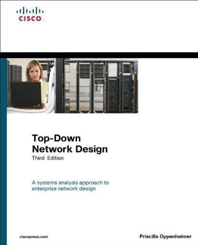 Download By Priscilla Oppenheimer - Top-Down Network Design (3rd Edition) pdf epub