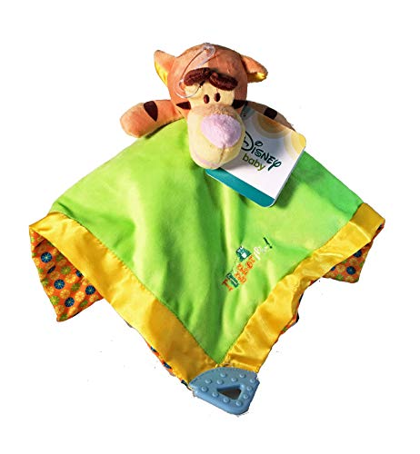 Kids Preferred Winnie The Pooh / Tigger - Snuggle Blanket - Lovey by Winnie The Pooh by Kids Preferred