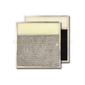 Amazon Com Aluminum Carbon Lens Range Hood Filter 11 1 2