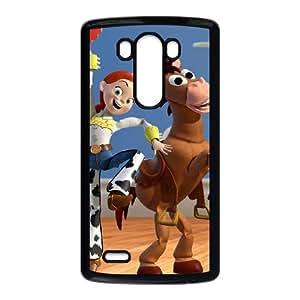 LG G3 Cell Phone Case Black Disneys Toy Story jdmc