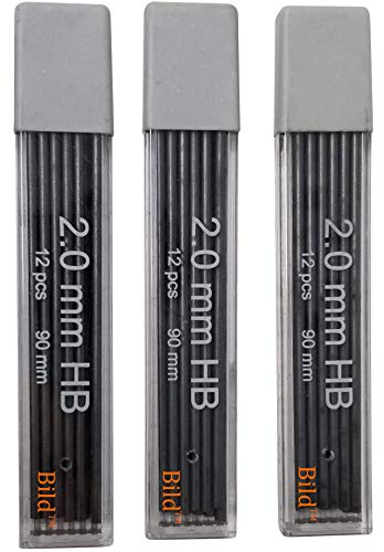2.0 mm Premium Mechanical Pencil Lead Refills (2.0 mm) by Bild