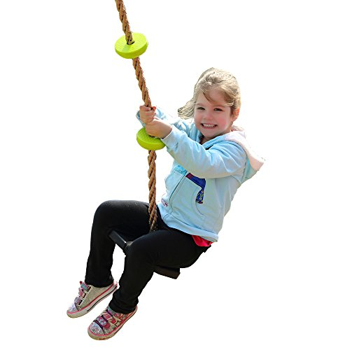 HappyPie Knotted Climbing Rubber Kids Green product image