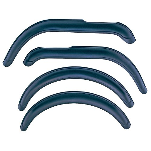 Rugged Ridge 11601.01 Factory Style Fender Flare Set ()
