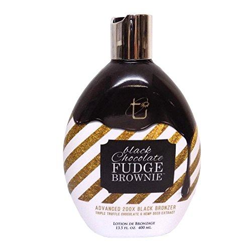 Brown Sugar BLACK CHOCOLATE FUDGE BROWNIE 200X Black Bronzer - 13.5 oz. ()