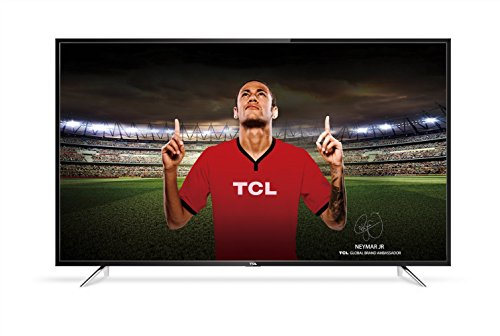 TCL 55DP608 55 Inch 4K UHD HDR 10 Smart TV with Freeview Play - Black (2018...