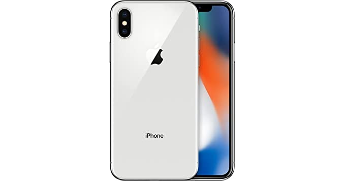 "Apple iPhone X - Unlocked - 5.8"" - 256 GB - Space Grey or Silver"