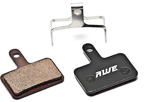AWE® Semi Metallic Disc Brake Pads Shimano (Freni Shimano Lx Disco)