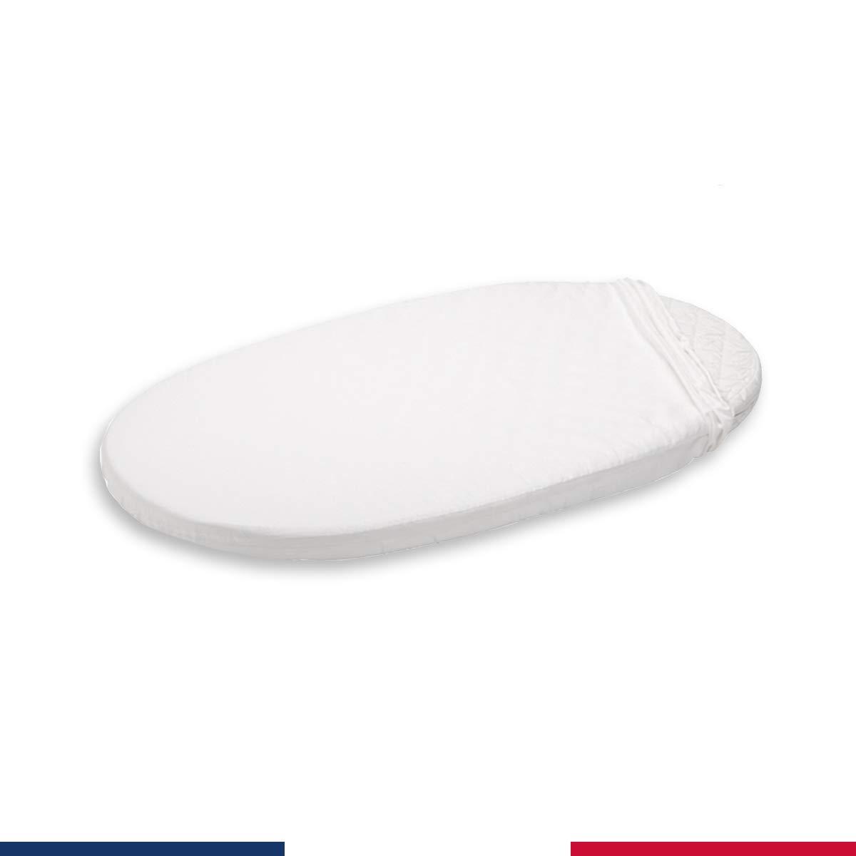 Drap housse 30x70 ovale