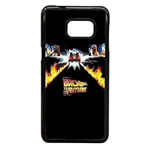 Samsung Galaxy S6 Edge Plus Phone Case Black Back-To-The-Future DTW8046691