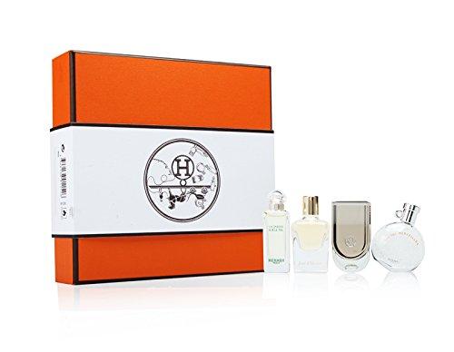 Hermes Miniature Fragrance Coffret, 4 - Box Perfume Mini Women