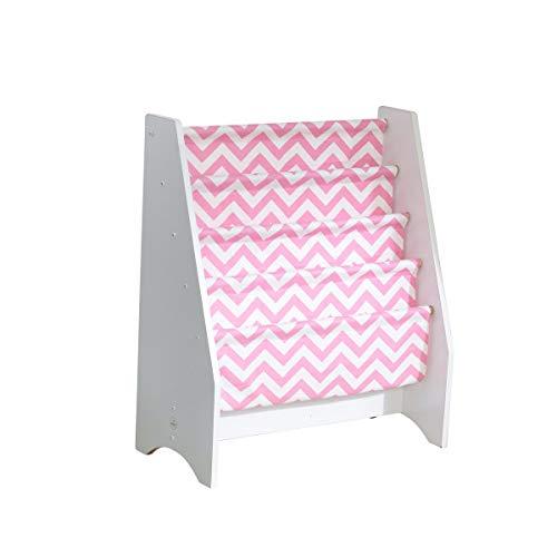 KidKraft Bookcase, Pink by KidKraft (Image #4)