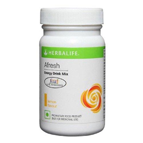 Herbalife Energy Drink mix Afresh (Lemon, 50 g)