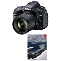 Nikon D610 DSLR with AF-S NIKKOR 24-85mm f/3.5-4.5G ED VR Lens - with Adobe Photoshop Lightroom 6