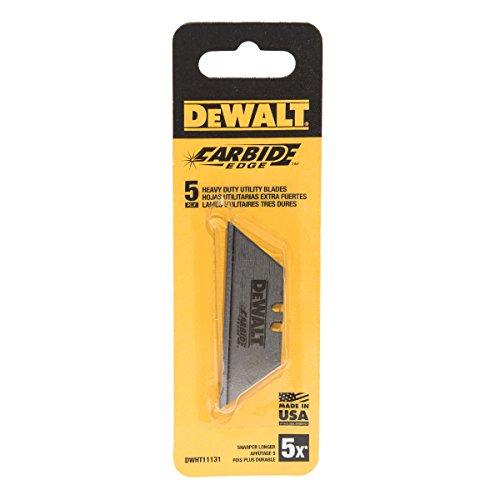 DeWalt Carbide Utility Knife Blade