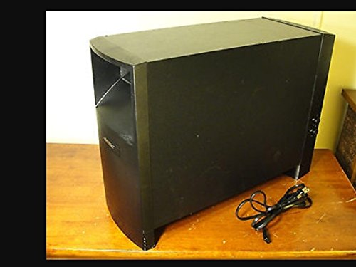 Bose Acoustimass 6 series III . Subwoofer only. Black. (Bose Acoustimass Woofer)