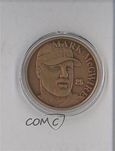 - Mark McGwire #70/25,000 (Baseball Card) 1992-98 Highland Mint Coins - [Base] #MAMC.1