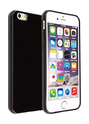 MINK - DECO Full Cover Rubber Case For iPhone 6 - 4.7