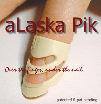 aLaska Pik fingerpicks, Large, 12 picks