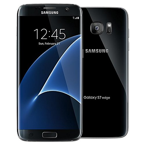 S7 Edge black onyx Unlocked T-Mobile SM-g935T