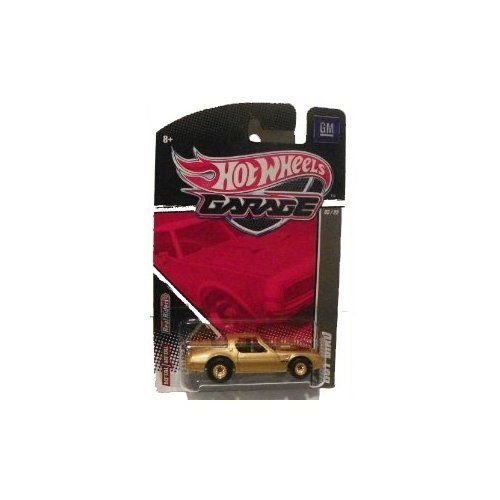 Hot Wheels Garage 2010 Hot Bird Die Cast Vehicle by Perfection In Style