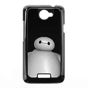 HTC One X Cell Phone Case Black hero 6 illust art disney Signs