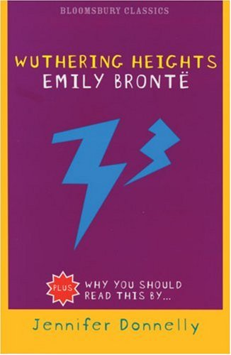 Book cover for Wuthering Heights