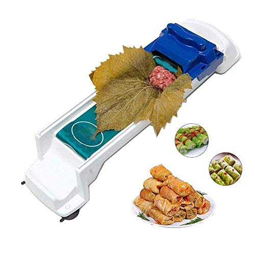 SeaHome Dolma Sarma Sushi Rolling Machine Vegetable Meat Rolling Tool Stuffed Grape Cabbage Leaves Roller