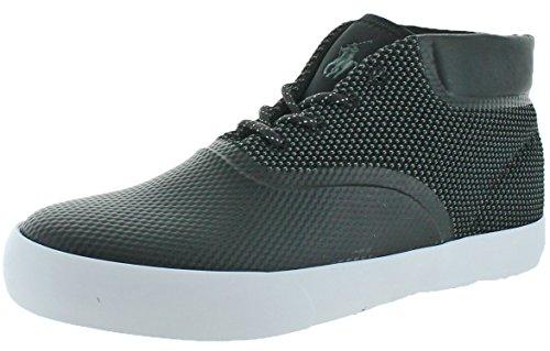 Polo Ralph Lauren Mænds Vadik Sneaker Sort U6vv6UcbUP