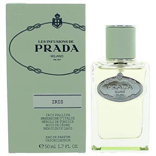Prada Infusion Milano (Pradà Milano Infusion D'Iris Eau de parfum Spray For Women 1.7 OZ.)